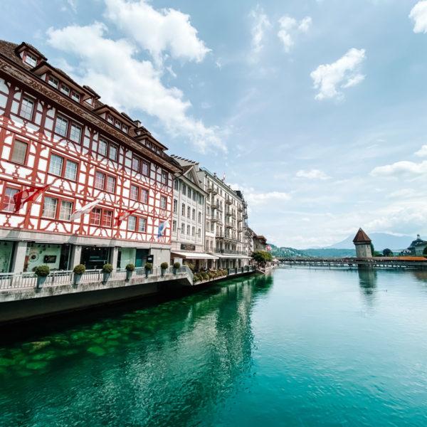 Lucerne - weekend city break