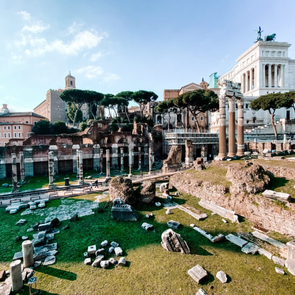 Rome - in one day