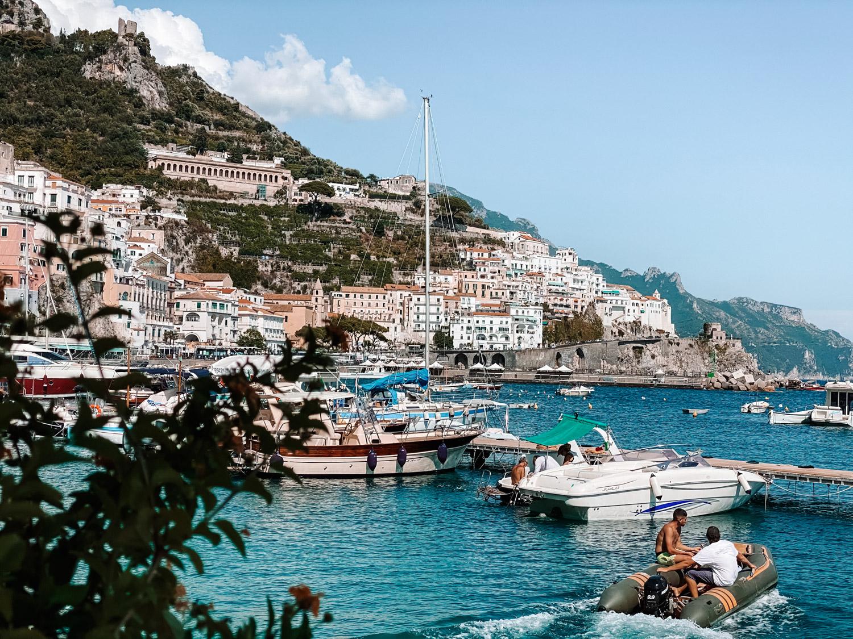 Amalfi city, Italy