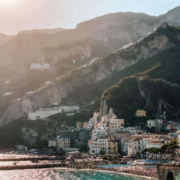 A guide to visiting Amalfi Coast