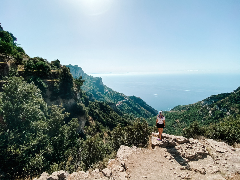 Path of the gods hike (Il Sentiero degli Dei)