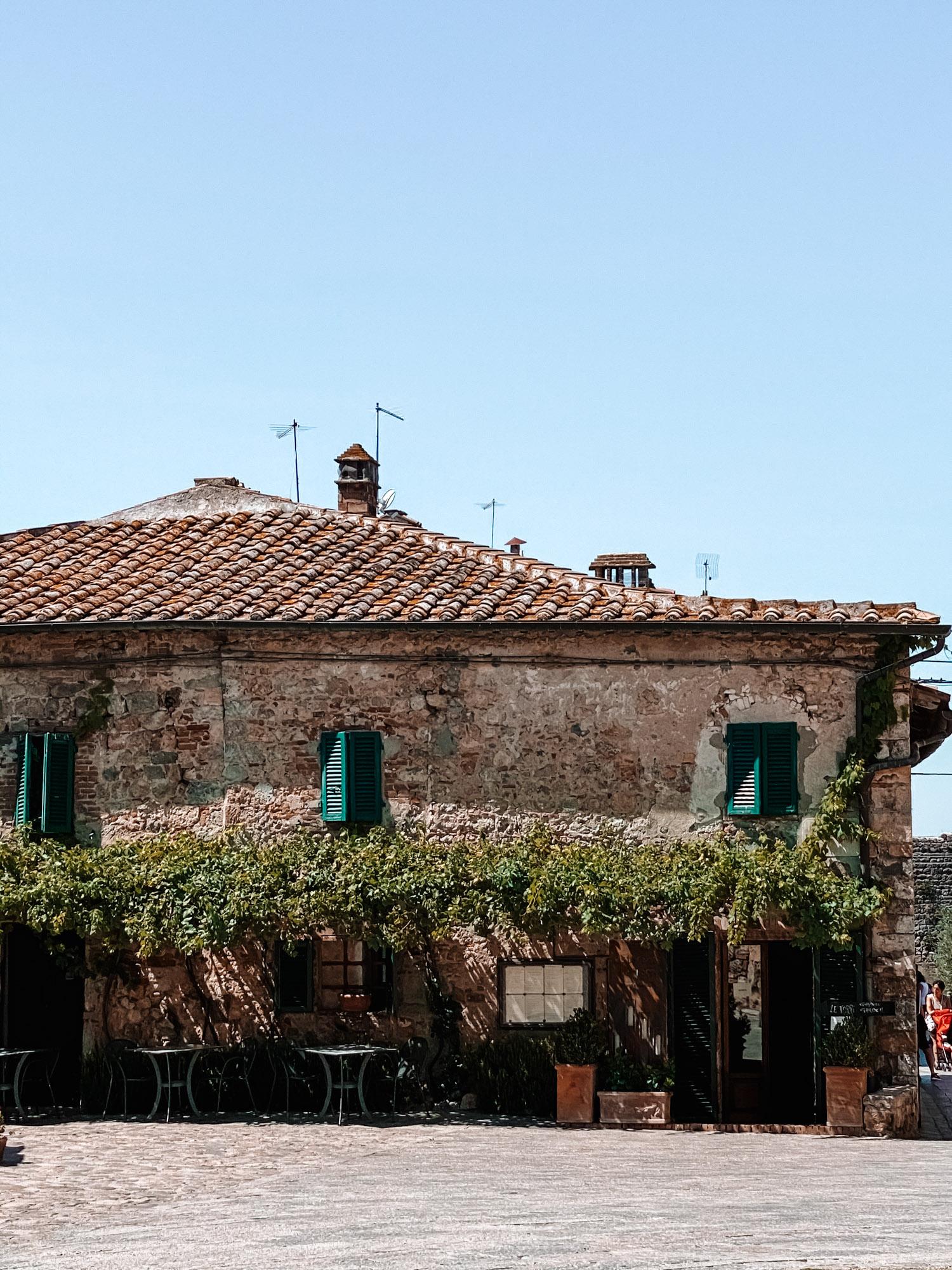 Monteriggioni, Italy