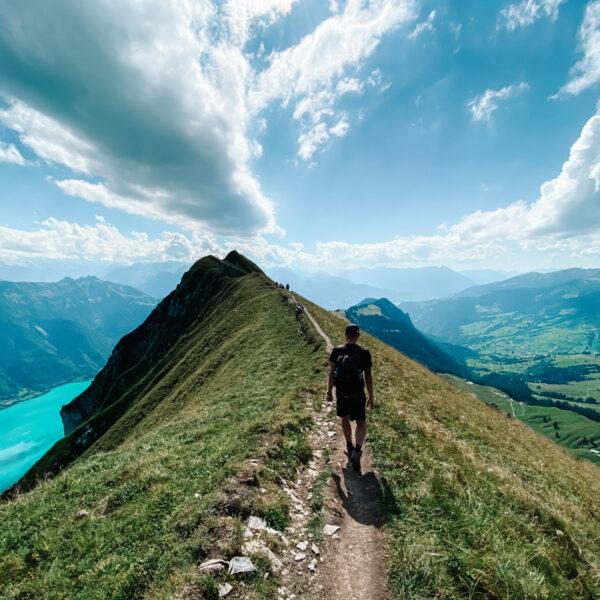 Harder Kulm to Augstmatthorn Hike